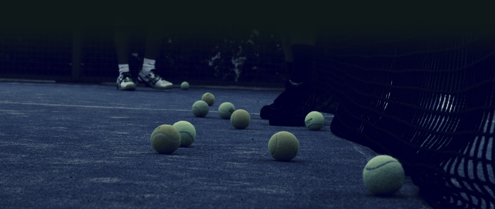 Padel-Matches from Monday to Sunday 10:00 - 22:00